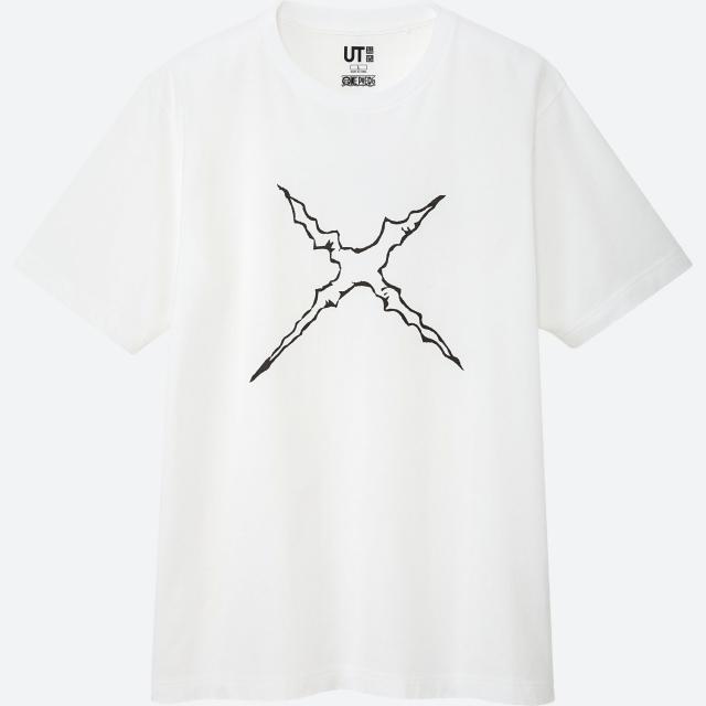 『ワンピース』の名シーンがユニクロの展開するグラフィックTシャツブランド「UT」となって登場!おなじみのキャラクターたちがデザイン!