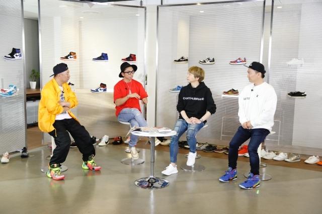 声優・諏訪部順一さんが『スニーカータイムズ ~Sneaker Timez~』ゲスト出演!番組の感想やスニーカーへのこだわりを明らかにした収録後インタビューも到着