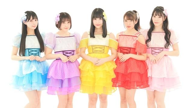 アイドルグループ「Luce Twinkle Wink☆」の1st DVDシングル「Wonder Five」が8月7日(水)にリリース-1