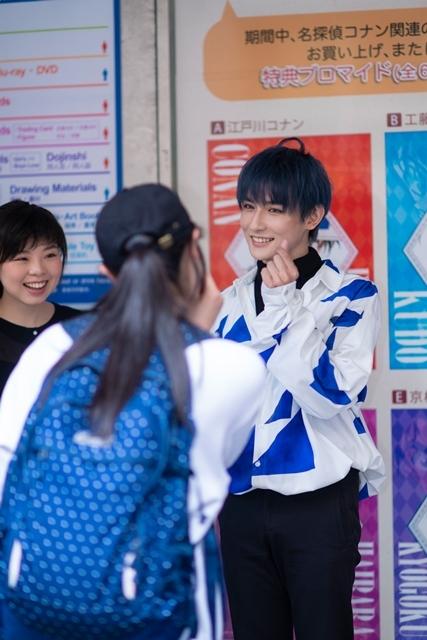 中国の超人気コスプレイヤー・黄靖翔さんが来日! ファンミーティングイベントやアニメイト1日店長の模様をレポート!の画像-10