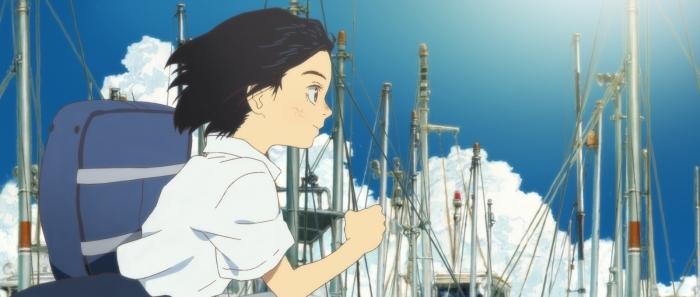アニメ映画『海獣の子供』渡辺歩監督&芦田愛菜さんインタビュー|この世の中には言葉では表現できないものがたくさんある