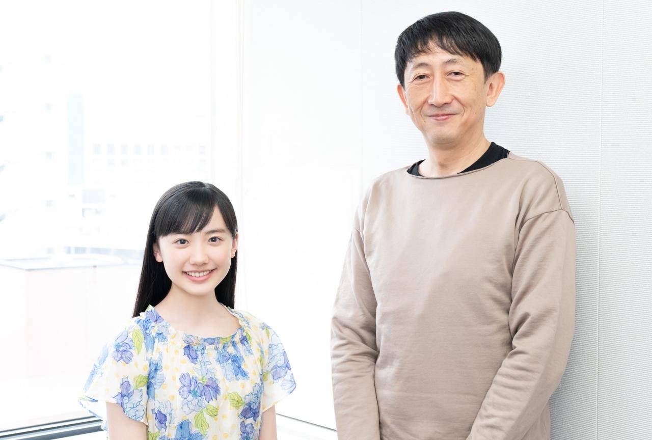 アニメ映画『海獣の子供』渡辺歩監督&芦田愛菜インタビュー