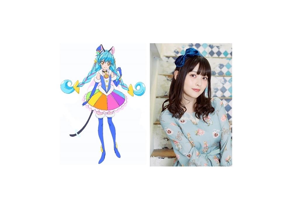 『スター☆トゥインクルプリキュア』上坂すみれ演じる キュアコスモが第20話に登場!