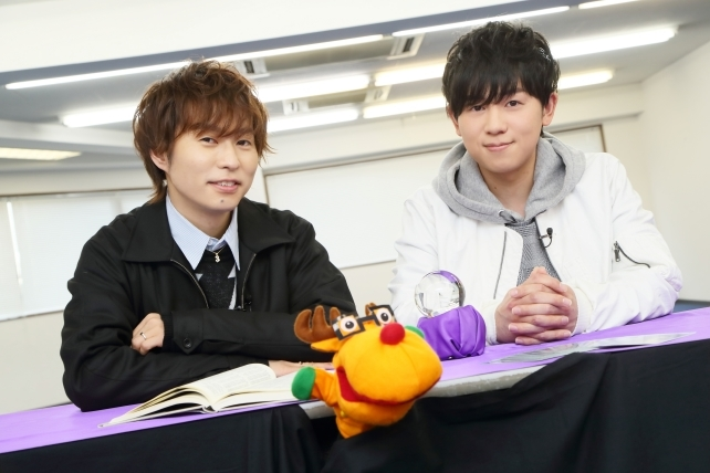 DVD『フォーチュンメイト』代永翼×山下大輝インタビュー