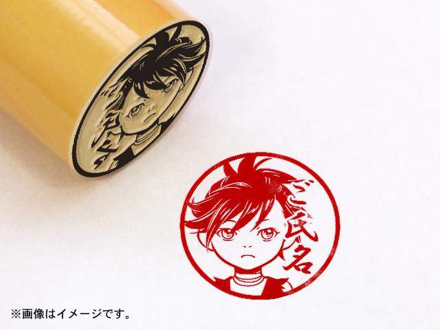TVアニメ『どろろ』の痛印が、イラスト印鑑通販店「痛印堂」にて発売決定! 7月31日までの期間限定受注販売