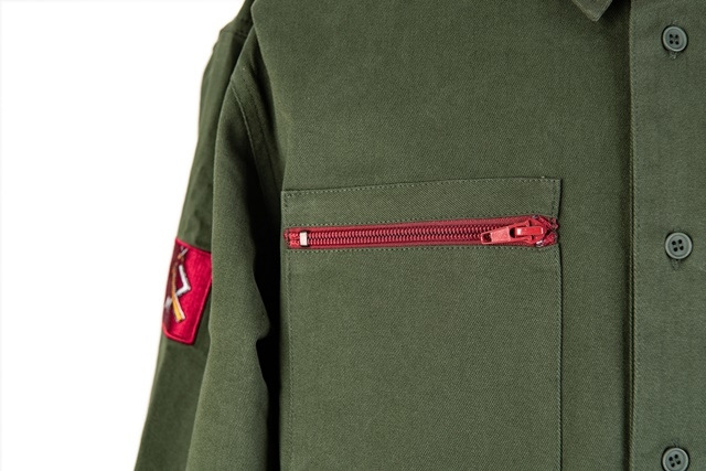 『ガールズ&パンツァー』より、機能性と着やすさを追求したアパレルグッズ「ガルパンツァーシャツMk.II」(全10種)が2019年初冬に発売決定の画像-28