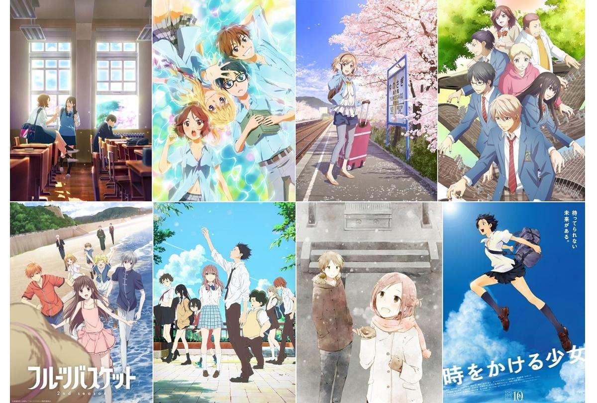 泣けるアニメおすすめ105作品【2021年版】