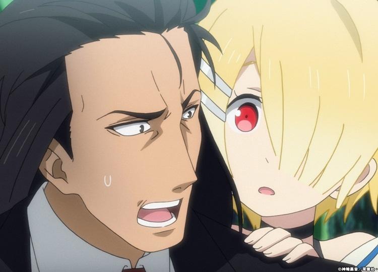 夏アニメ『魔王様、リトライ!』第1話のあらすじと先行カットが公開
