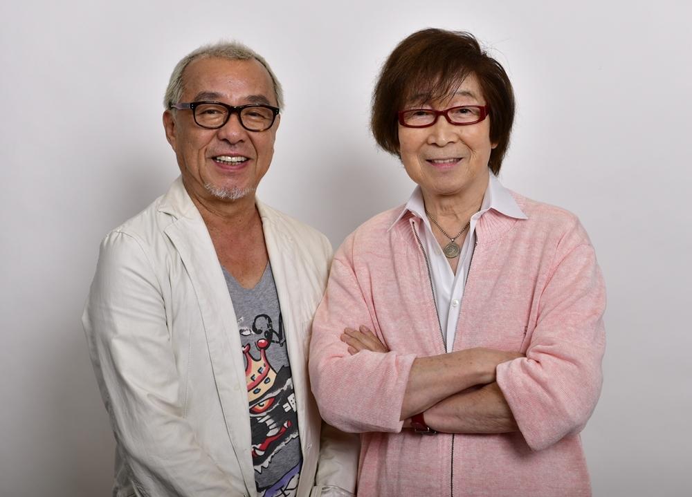 『三人の騎士の伝説』中尾隆聖&古川登志夫の公式インタビュー公開