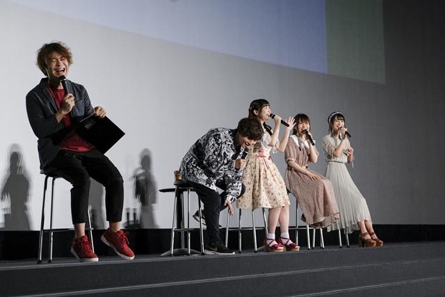 『うちの娘の為ならば、俺はもしかしたら魔王も倒せるかもしれない。』岡本信彦さん・高尾奏音さんら声優陣が登壇、第1・2話先行上映会開催! アフレコ現場の様子を語る
