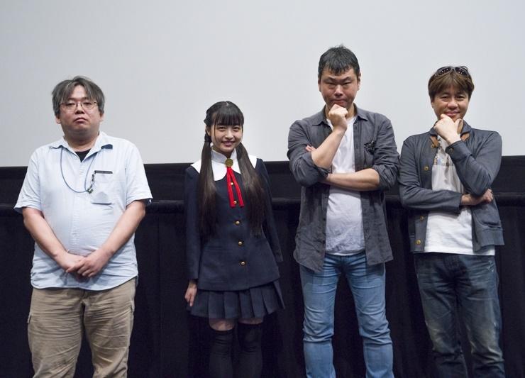 夏アニメ『コップクラフト』先行上映会&トークショーオフィシャルレポ到着