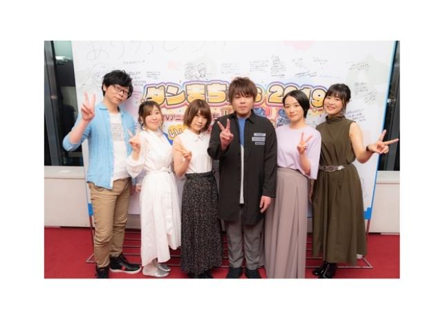 ダンまちⅡ&ダンメモ:松岡禎丞ら声優陣登壇の合同イベントレポート