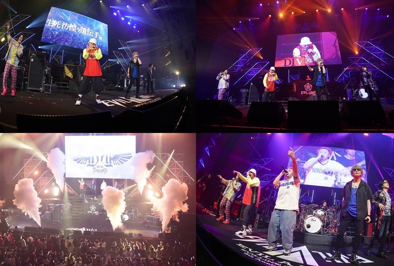 イヤホンズ、ヒプマイTDDら豪華アーティスト出演!EVIL LINE RECORDS設立5周年記念ライブ公式レポート