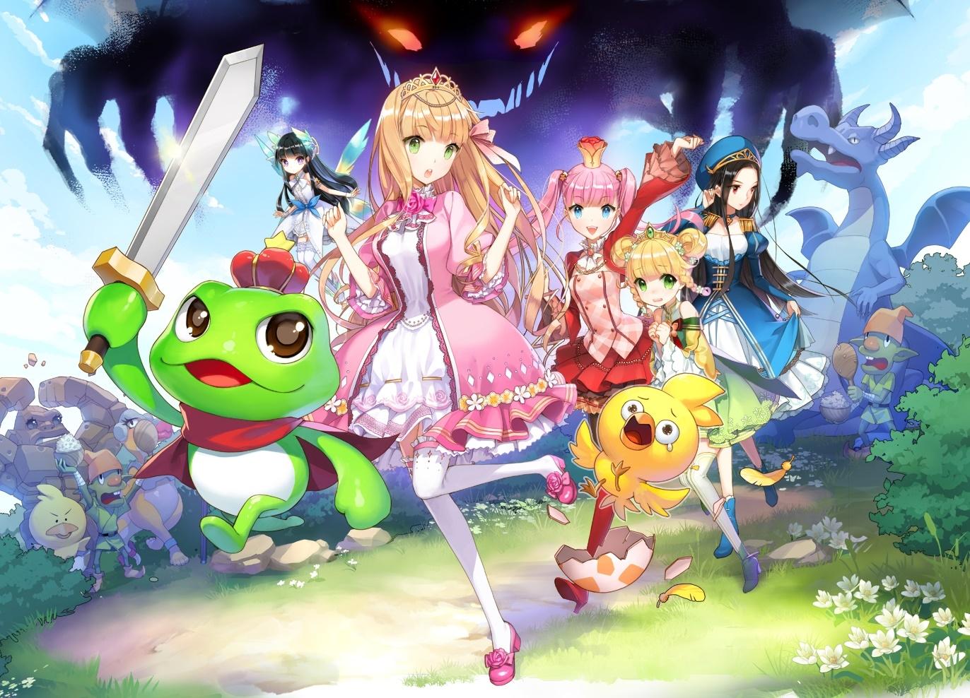 『ウチ姫』6周年記念イベント開催!姫さまたちとの冒険を振り返る