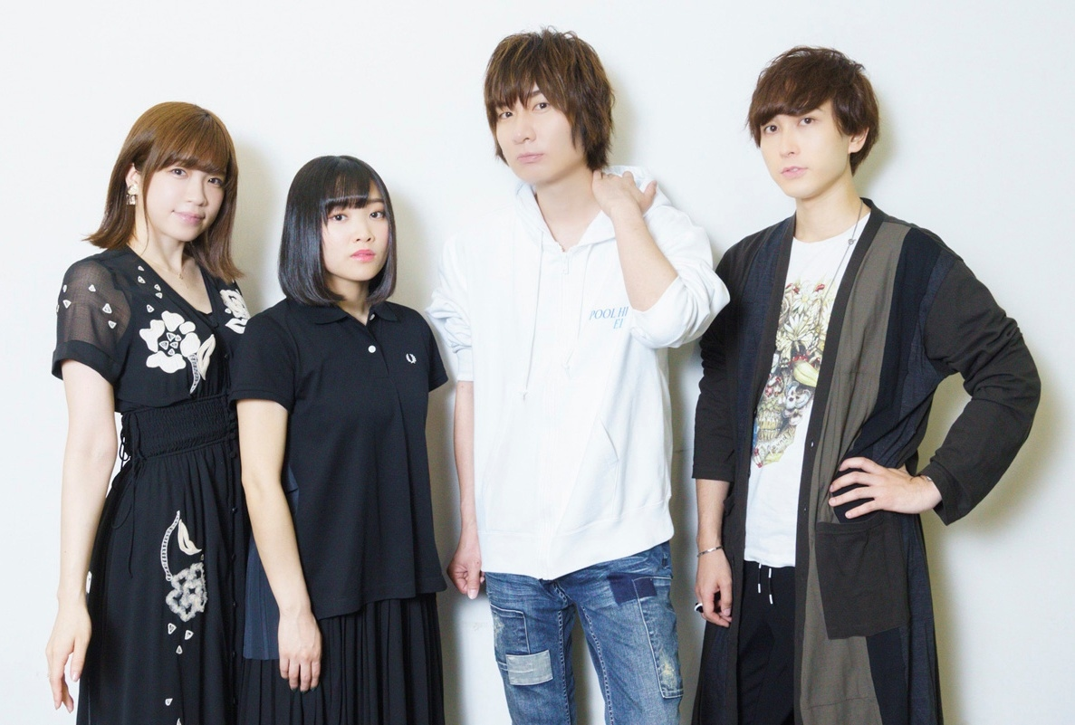 秋アニメ『フェアリーゴーン』出演声優公式インタビュー