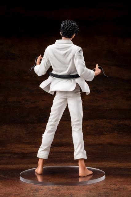 『名探偵コナン』より、蹴撃の貴公子「京極真」がフィギュア化! 原作者・青山剛昌先生がポーズを考案!の画像-4