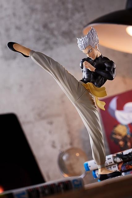 TVアニメ『ワンパンマン』より、最強の怪人を目指すヒーロー狩り「ガロウ」がフィギュア化!【今なら13%OFF!】