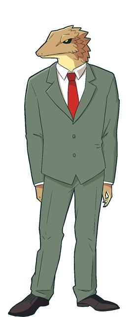 『アフリカのサラリーマン』2019年10月放送決定、追加声優に石田彰さんと木野日菜さん! OP主題歌アーティストは下野紘さんに