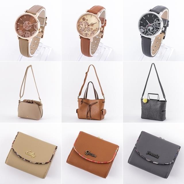 『ヘタリア World☆Stars』より南イタリア、スペイン、プロイセンをイメージしたコラボ腕時計・バッグ・ミニ財布が登場!の画像-1
