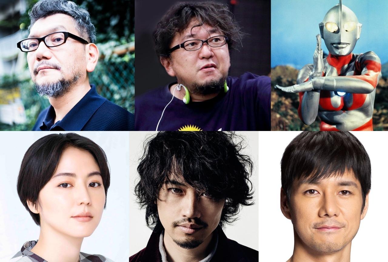 庵野秀明×樋口真嗣がタッグを組む『シン・ウルトラマン』が2021年公開予定