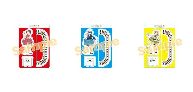 『三ツ星カラーズ』×『ひとりぼっちの〇〇生活』コラボショップが、博多マルイでサテライト開催決定! コラボ記念イラストを使用した限定グッズ他を販売