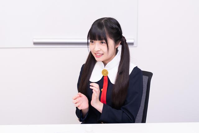 『コップクラフト』EDテーマ担当 ティラナ役・吉岡茉祐さんインタビュー|男女それぞれの視点からティラナを表現した楽曲