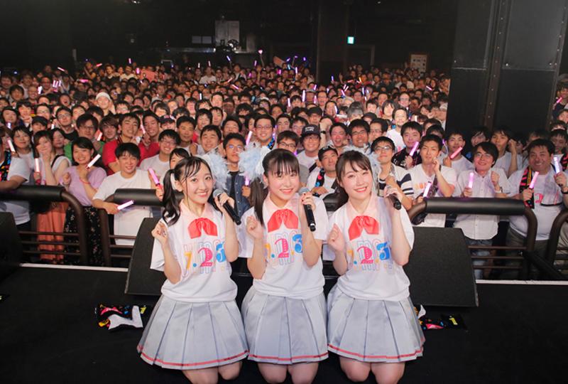 「Run Girls, Run! 2nd Anniversary LIVE 1.2.3ジャンプ!!!」夜公演レポ