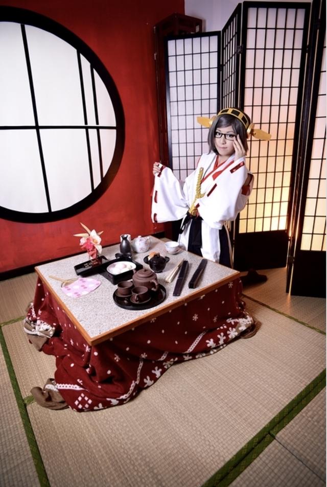 コミケ開催記念! 1日目のジャンルは「ゲーム」!『艦隊これくしょん -艦これ-』金剛型姉妹のコスプレ写真をお届け!
