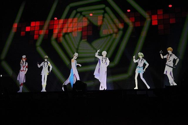 グラビ&プロセラが歌って、踊って、魅了する『ツキウタ。』初の3Dライブ「Miracle Moon Festival」春公演レポート!の画像-6