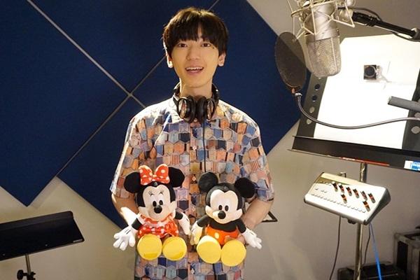 山谷祥生さん『Disney 声の王子様 Voice Stars Dream Selection Ⅱ』インタビュー