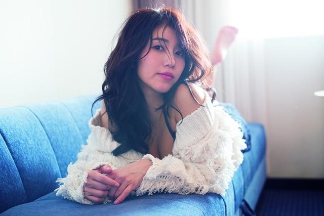 声優アーティスト・Pileさんの2nd写真集『Roots of Pile Busan⇔Seoul』が8月18日発売! 大人の女性としての魅力満載、コメントも到着