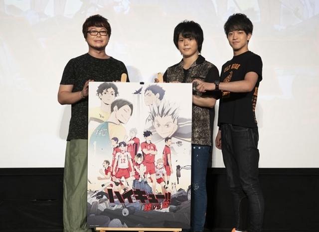 『ハイキュー!!』最新シリーズのOVA『ハイキュー‼ 陸 VS 空』が2020年1月22日発売決定! 興津和幸さんが新キャラ役で出演決定、TVアニメ第4期の放送情報も解禁の画像-14