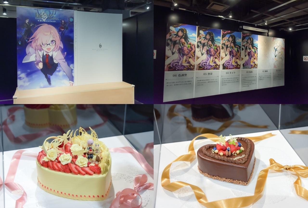 『FGO』概念礼装展覧会が東京・有楽町で開催