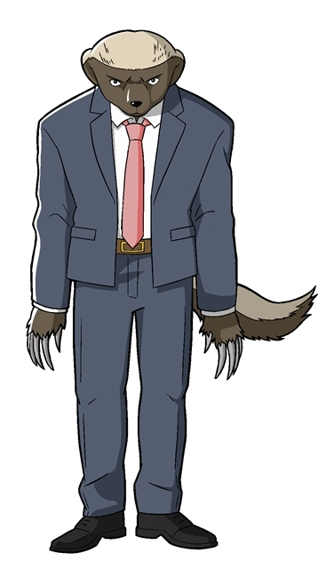『アフリカのサラリーマン』追加声優に神谷浩史さん・鈴木達央さん・河西健吾さん決定! キャラクタービジュアルも公開の画像-4