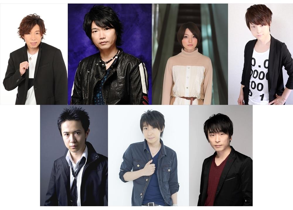 『鬼滅の刃』追加声優の日野聡・小西克幸・鈴村健一ら7名のコメント到着