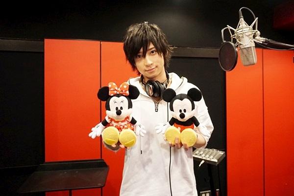 荒牧慶彦さん『Disney 声の王子様 Voice Stars Dream Selection Ⅱ』インタビュー