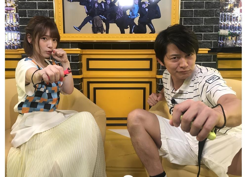 『声優と夜あそび【水:下野紘×内田真礼】#21』の公式レポート到着!