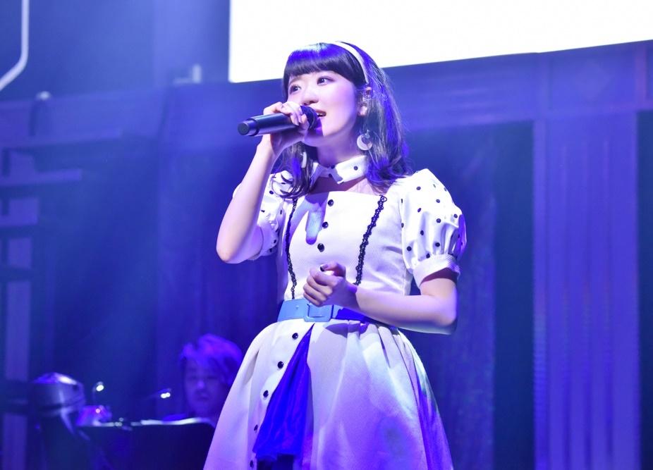 """東山奈央「1st TOUR""""LIVE Infinity""""」ライブレポートが到着"""
