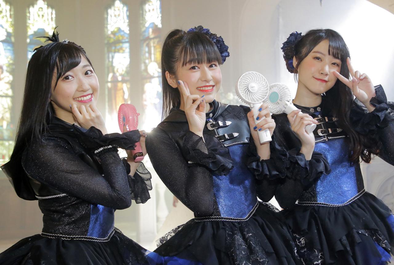 Run Girls, Run!新曲「Share the light」のMV撮影現場に参加してみた【写真多数!】