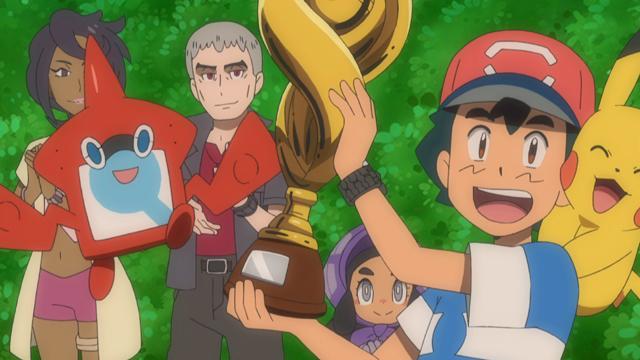 【歴史的快挙】『ポケットモンスター サン&ムーン』サトシが初のポケモンリーグ優勝! 松本梨香さんが喜びを語る|夢は叶えて終わりじゃない。その先を見続けるもの――