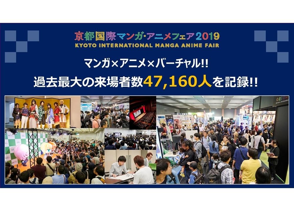 『京まふ2019』過去最大の総動員数47,160人を記録!