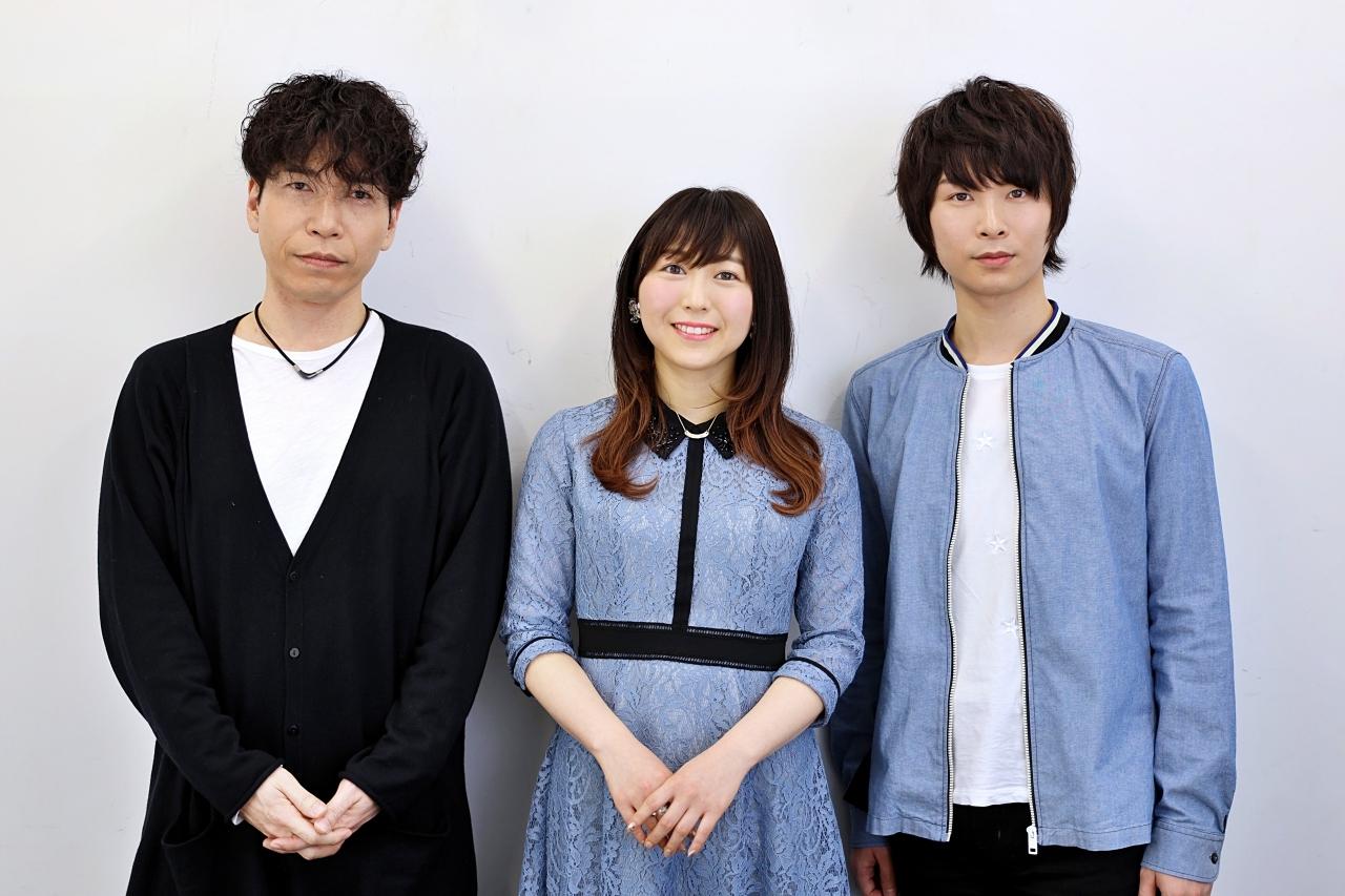 『僕のヒーローアカデミア』新垣樽助×上村祐翔×安野希世乃インタビュー