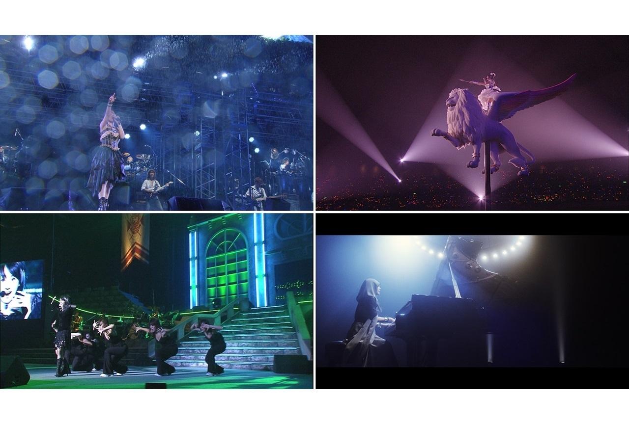 水樹奈々『魔法少女リリカルなのは』挿入歌のライブ映像とMV公開