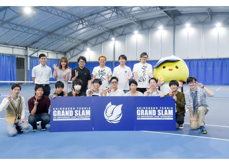 スラム テニス グランド テニスのグランドスラム達成者と優勝回数ランキングを男子女子別で!