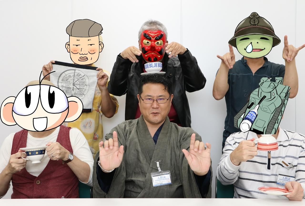 ガルパンコミック作家座談会【後編】野上武志らが語るガルパンコミックの最新事情!