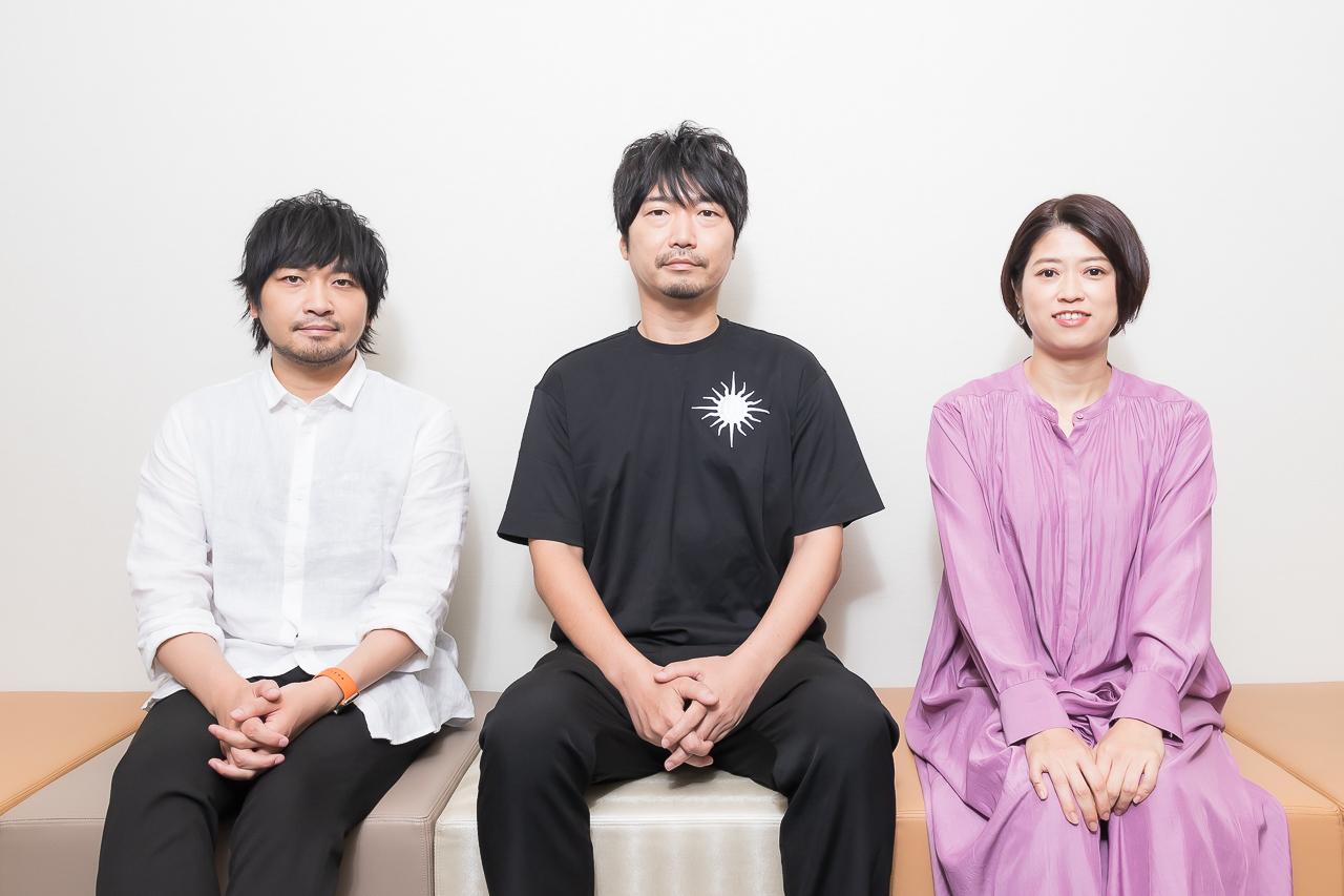 TVアニメ『歌舞伎町シャーロック』キャスト座談会第1弾