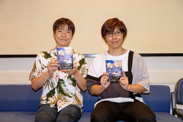BLドラマCD『レムナント3-獣人オメガバース-』キャストインタビュー