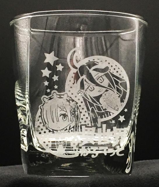 『世話やきキツネの仙狐さん』&『異世界かるてっと』レーザー彫刻スクエアグラスが発売の画像-15