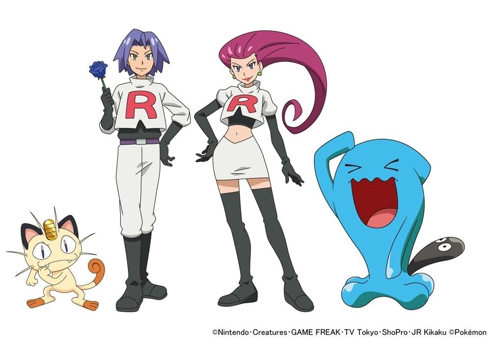 『ポケモン』新シリーズ、ロケット団が続投! 声優コメントも到着