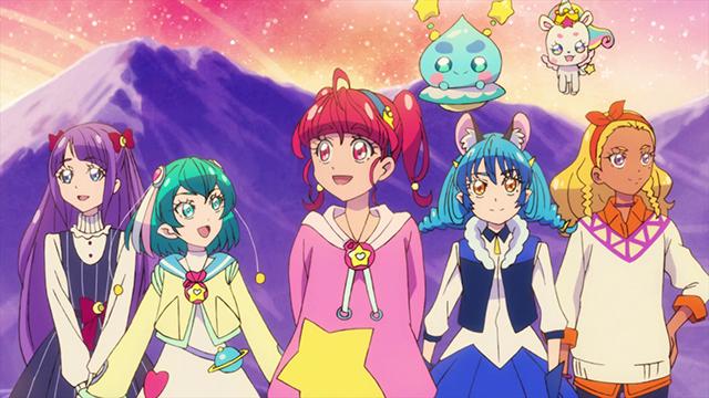 『スター☆トゥインクルプリキュア』第38話「輝け!ユニのトゥインクルイマジネーション☆」より先行カット到着! 占い師・ハッケニャーンのもとを訪ねて……